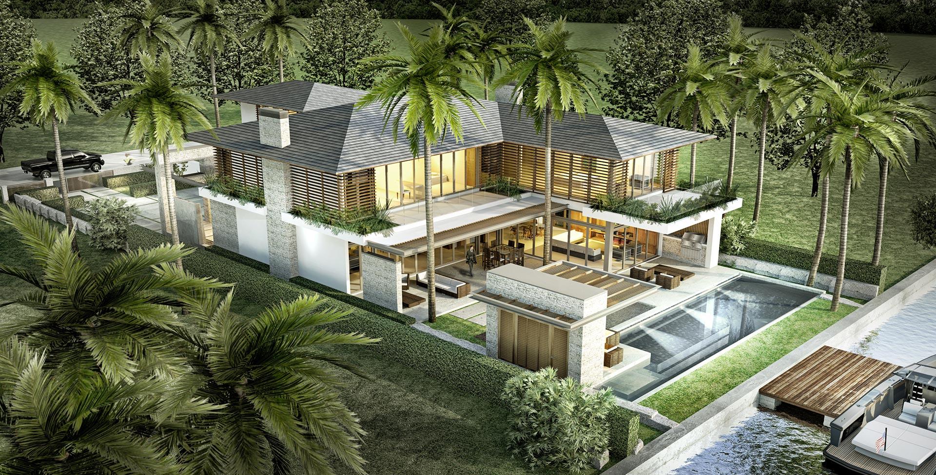 Villa Aman Pan View