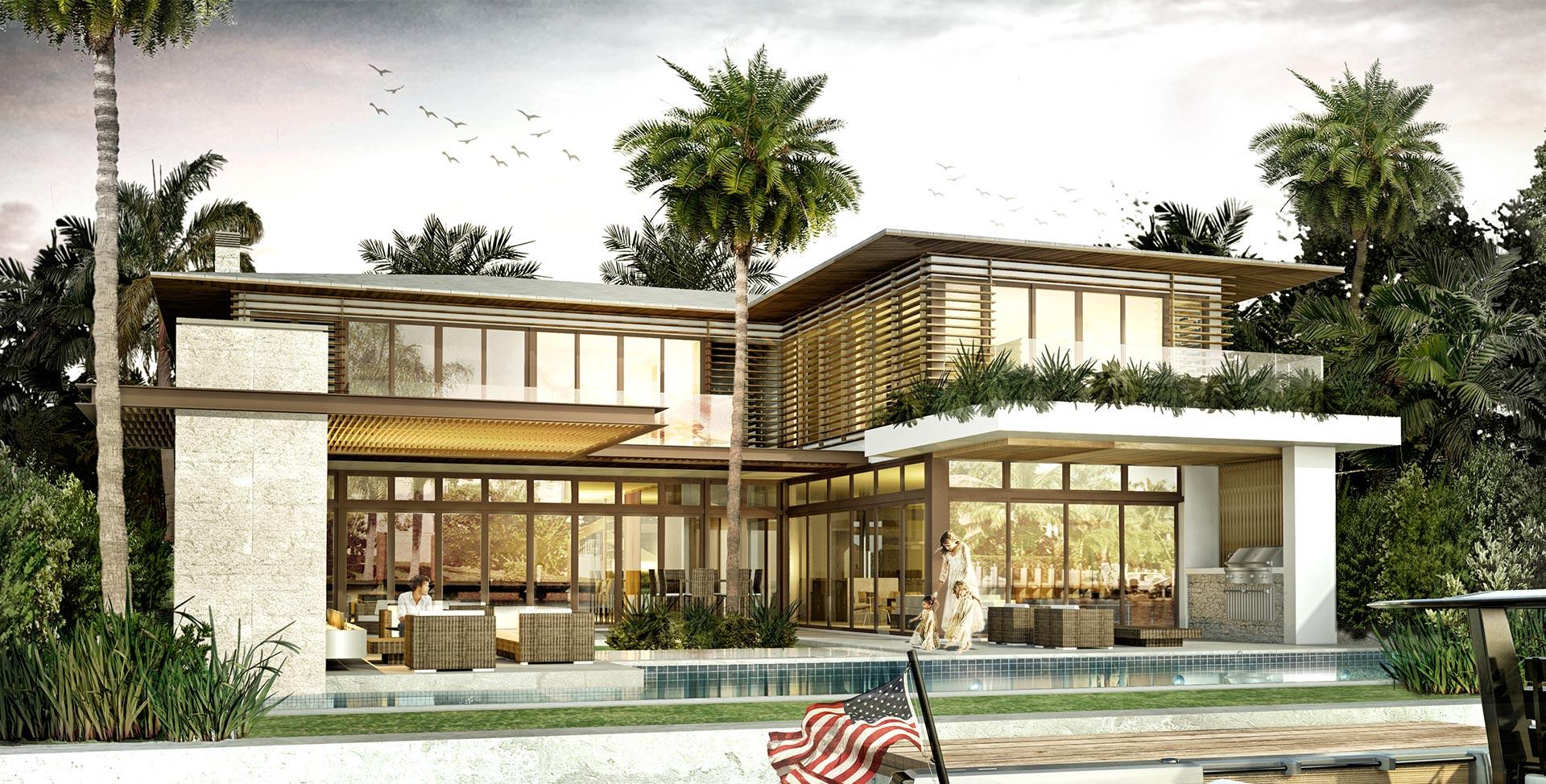 Villa Aman Exterior