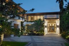 Villa Aman Front View