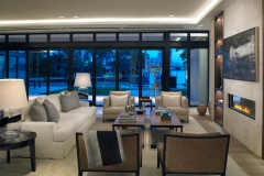 Living Room Evening